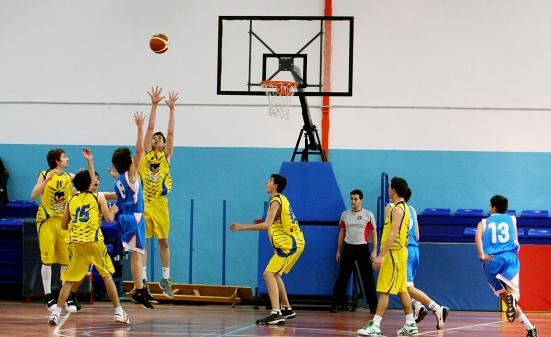 El ADM fue una muralla para el Basket Cartagena