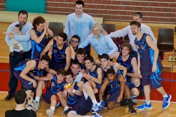 Molina Basket 93 campeón junior 2010-2011